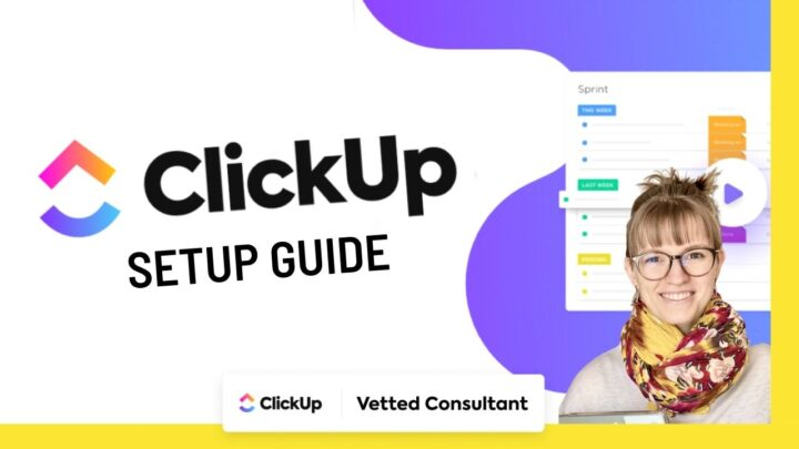 ClickUp Training 101: How to Set Up ClickUp & Build Strong SOPs