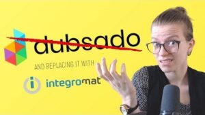 Read more about the article Integromat Tutorial – How to leave Dubsado for good!