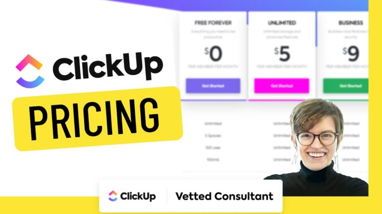 clickup cost, clickup consultant, clickup tutorial
