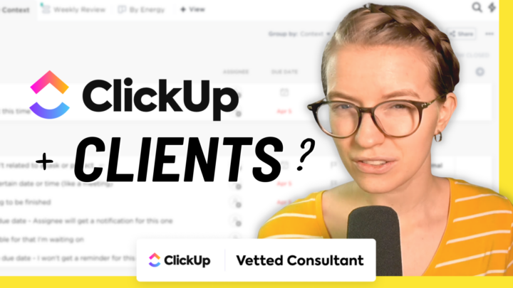 Inviting Clients into Your ClickUp: Guest Access vs. Public Views in ClickUp