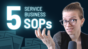 Standard Operating Procedure Checklist: 5 SOP Examples for your Small Business!